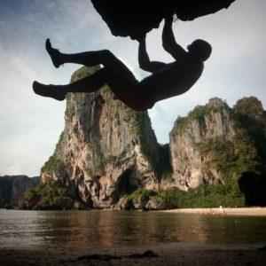 Bouldering in Thailand