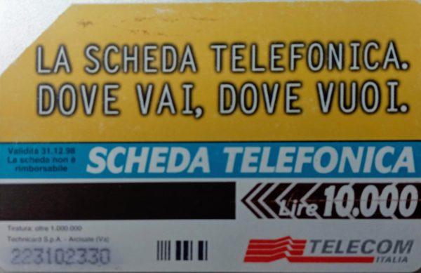 ricaricabile telecom
